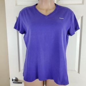 Reebok V-Neck T-Shirt